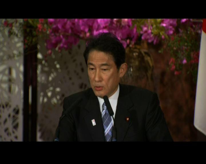 岸田文雄稱日美均不容許北韓擁有核武