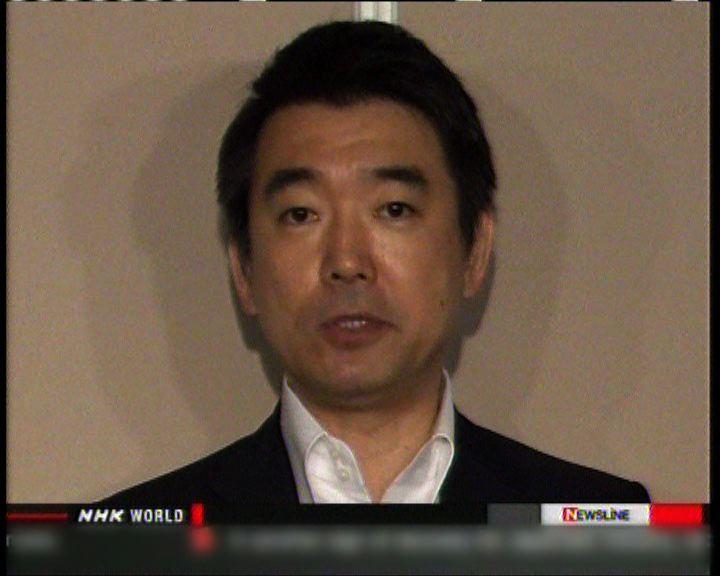 大阪市長橋下徹堅拒收回言論