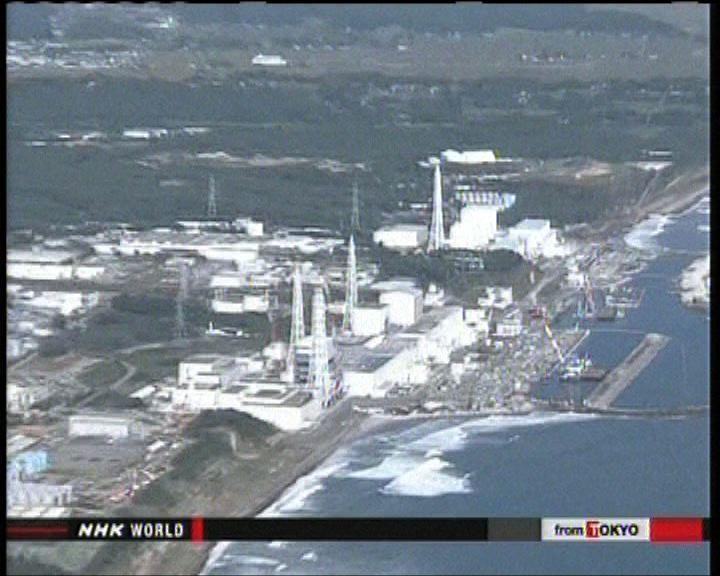 福島核電站下月初移除燃料棒