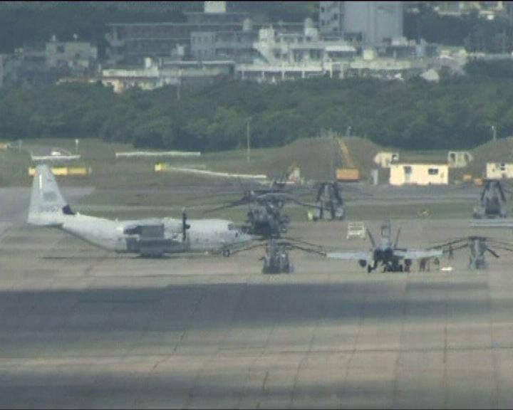 美軍搬沖繩基地料減輕安倍參拜壓力