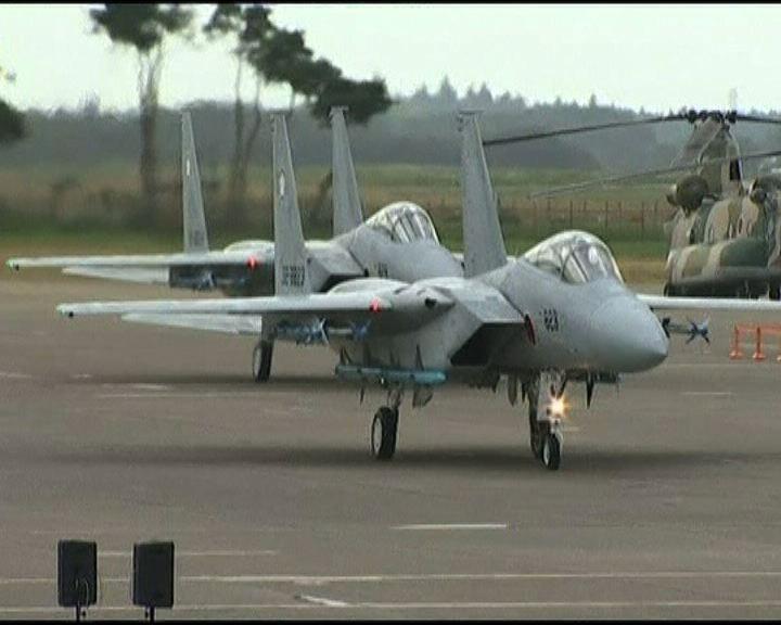 中俄軍演前夕日派戰機攔截俄機