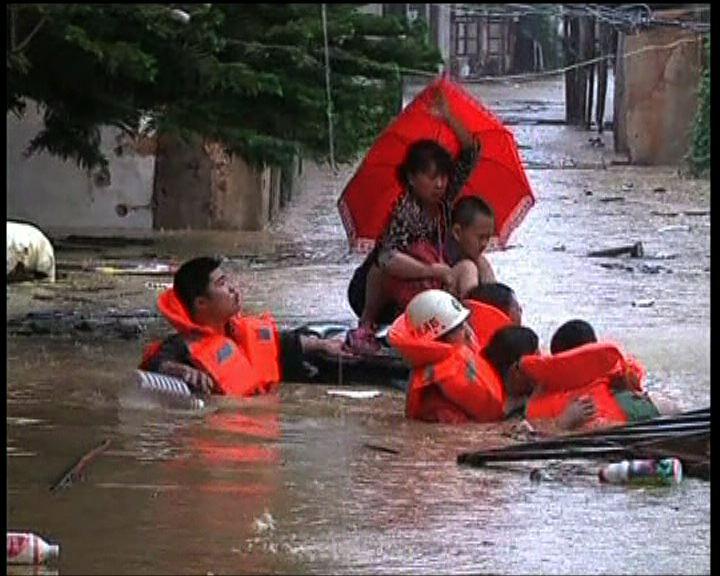 全球暖化或令亞非大陸水災增加