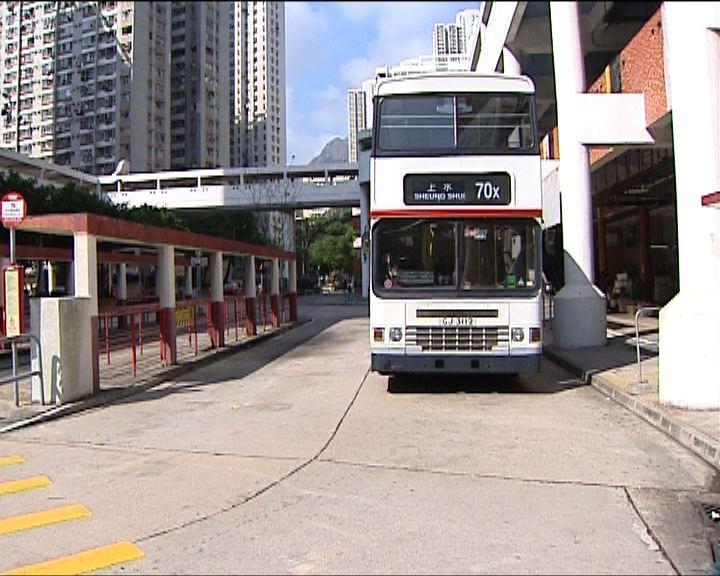 北區巴士重組第二階段周六實施