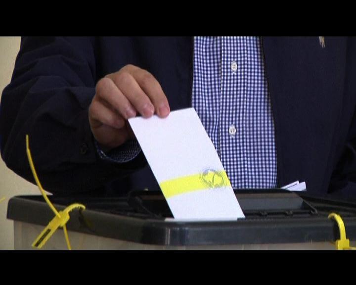 科索沃地區選舉有票站遇襲