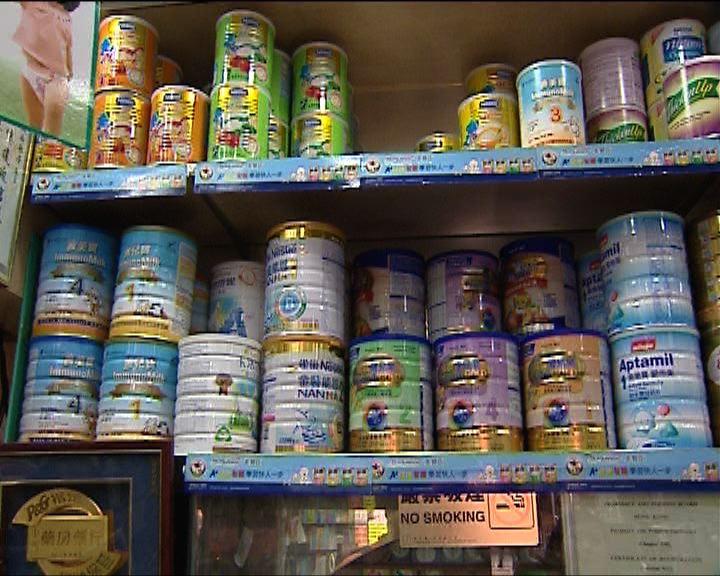 奶粉商反對限制攜帶奶粉出境