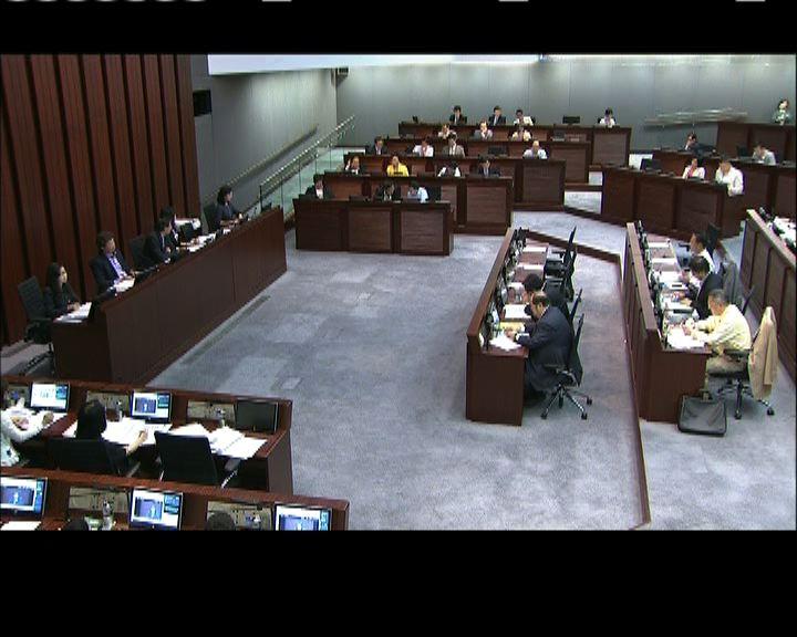 立法會內委會將就斯諾登事件提出質詢