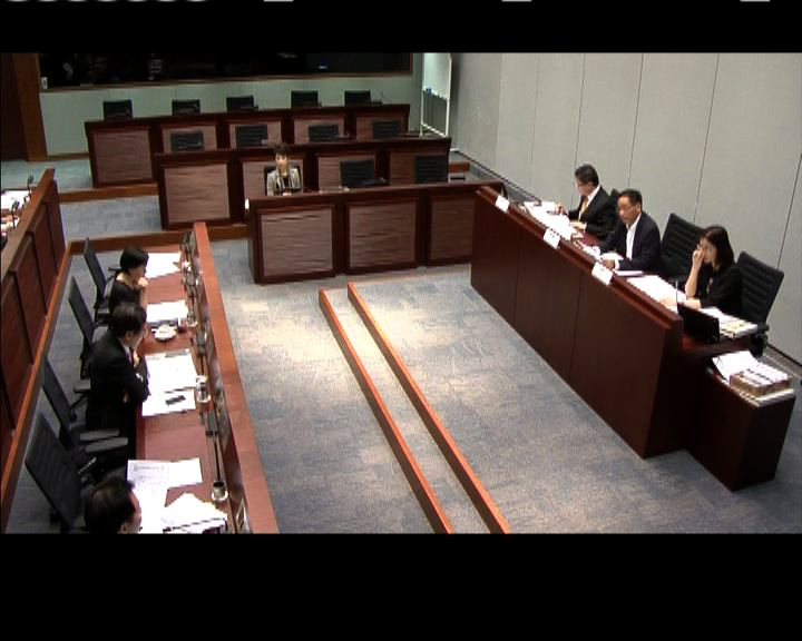 立法會查湯顯明委員會定兩方向