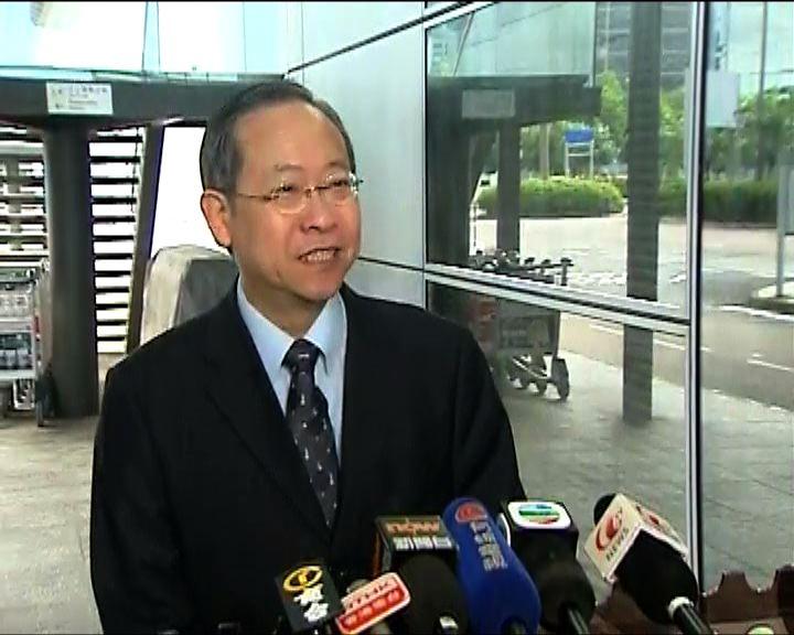 保安局率紀律部隊首長訪京