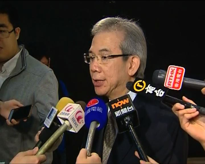 林煥光:廉署與中聯辦聯絡非問題