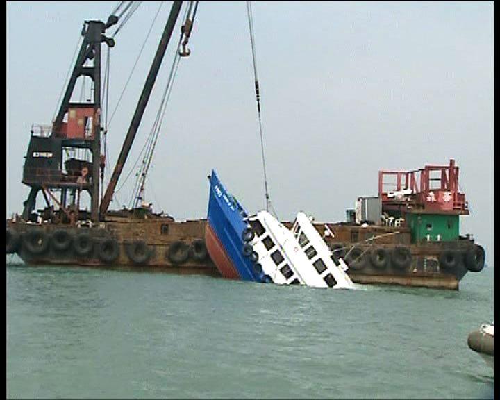 海難研訊律政司指批圖與驗船缺乏溝通