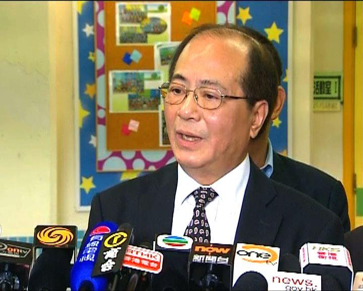 吳克儉:通識老師需否申報立場由學界決定