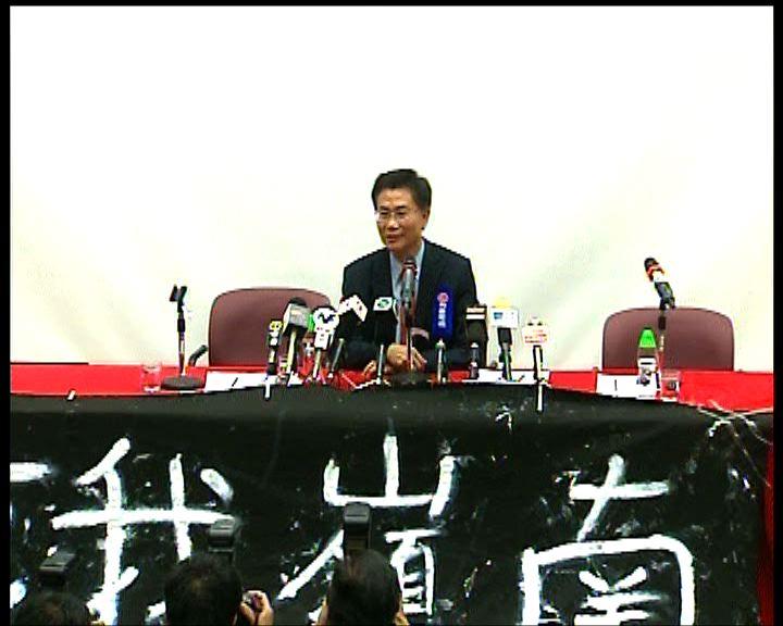 鄭國漢:上任後首要是與學生溝通