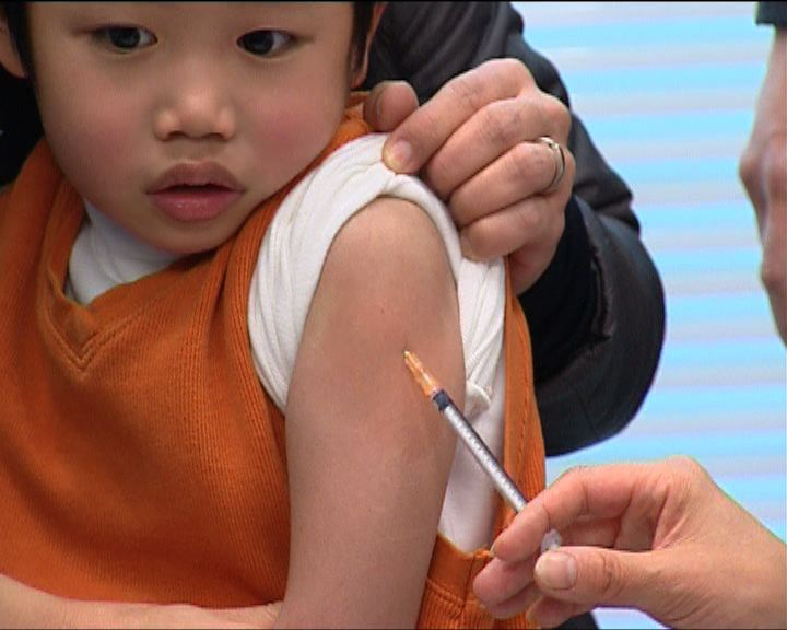 小童只接種7及10價疫苗屬高危