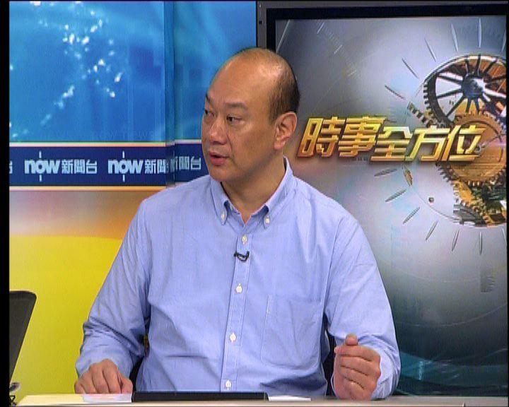 梁國鴻:應撥更多選區予灣仔區議會