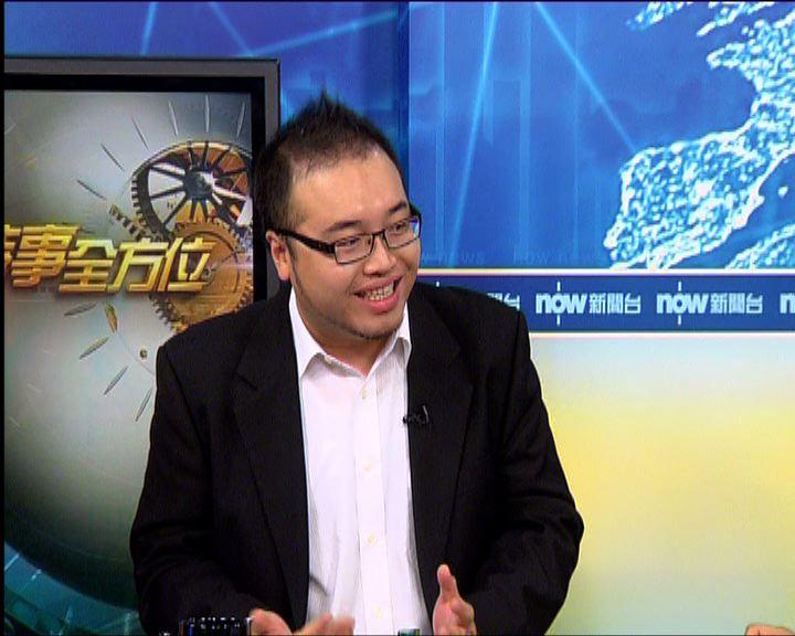 趙家賢:應按分區委員會安排劃界