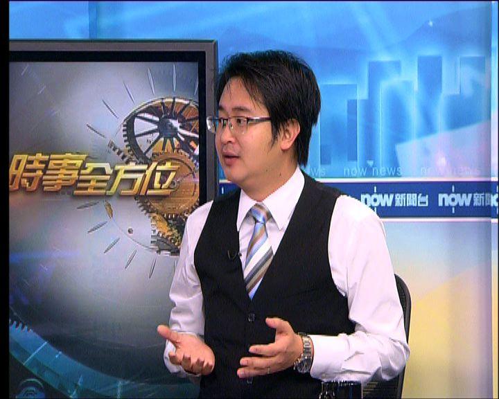 何民傑:民政署委派顧問佔工程三成開支