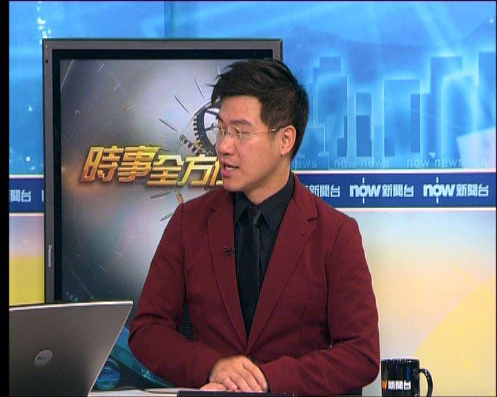 范國威:區議會資源增多不代表提升職能