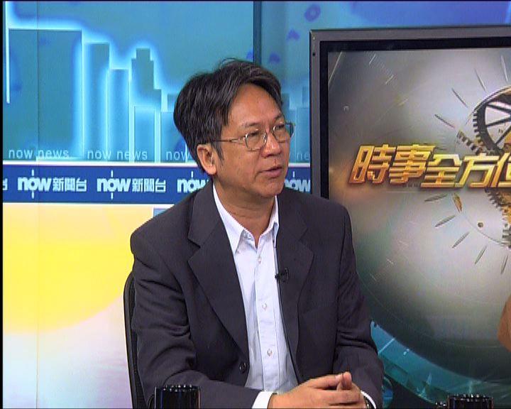 文裕明:亮點工程反映區議會職能需提升