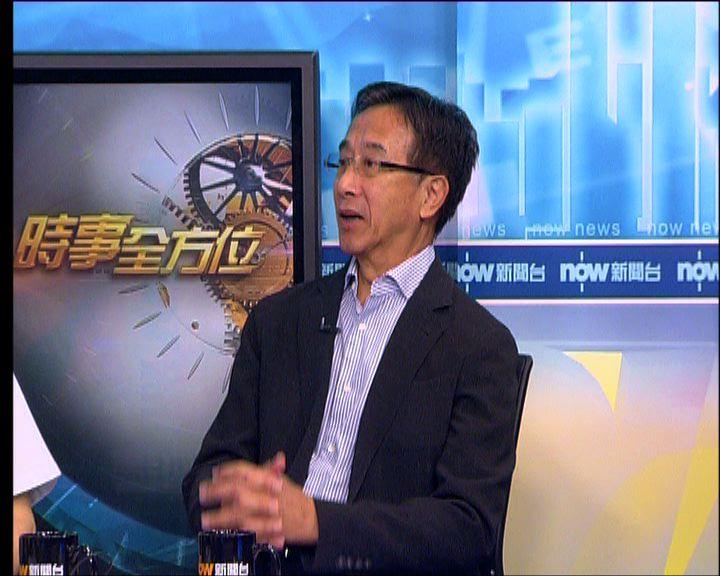 田北俊:提名委員會不應單增區議員數目