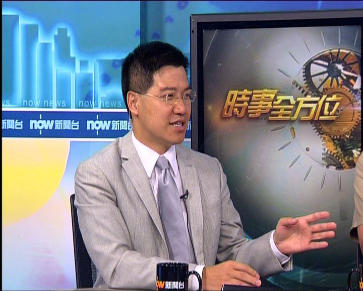 范國威:搬村可解決堆填區擴建爭議