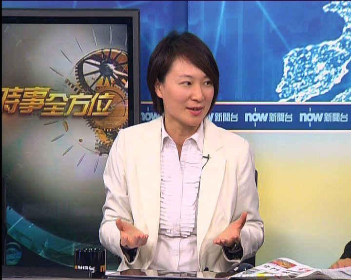 李慧琼:普選有框架不等於內定人選
