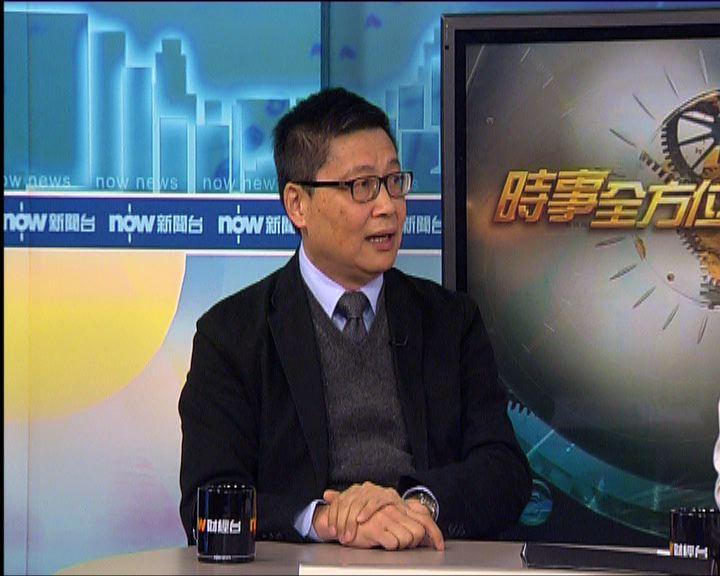 陳健民:應擴闊提名委員會產生方式