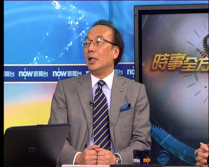 梁家傑:泛民不接受中央篩選特首參選人