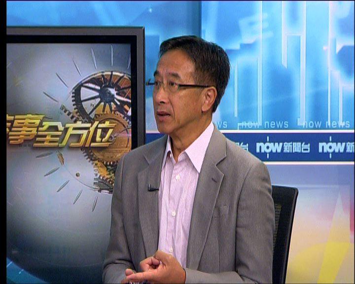 田北俊:香港難找人從政