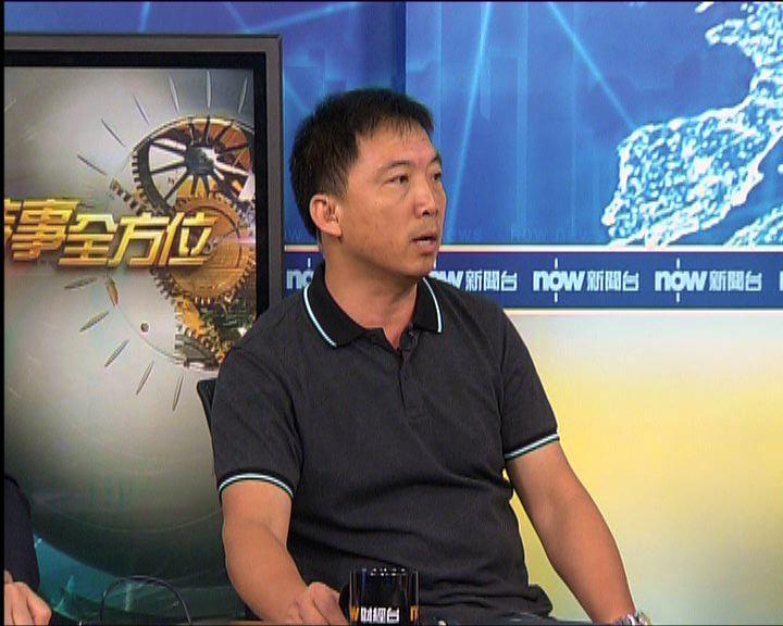 胡志偉:局與局不協調難有效減廢