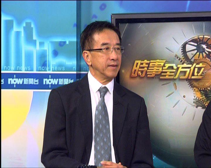 田北俊:不應按現時廣告額決定發牌數目