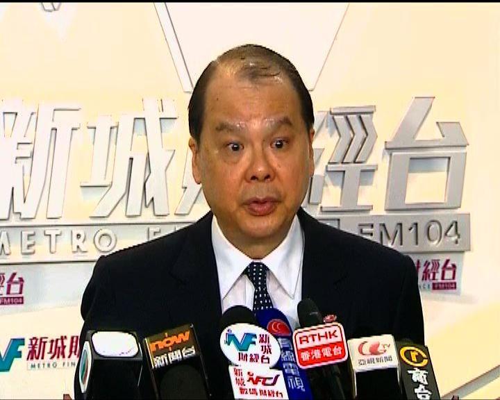 張建宗:會保障本地工人利益