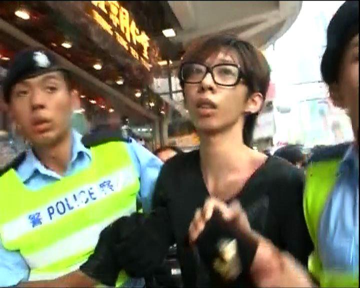 搶警槍屬誤會被扣押男子已離開警署
