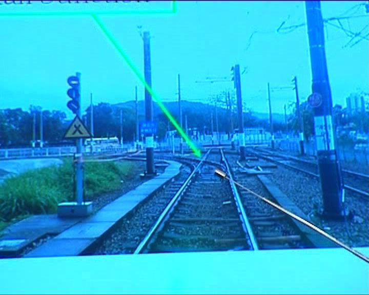 港鐵:輕鐵因超速出軌與列車質量無關