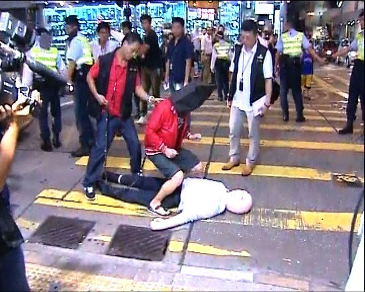 警拘捕六男子涉北角謀殺案