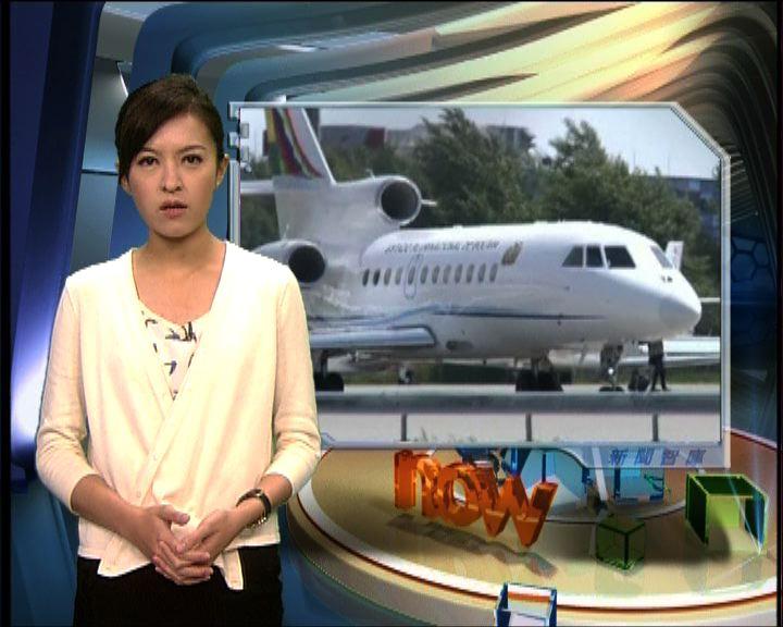 新聞智庫:歐洲有權拒總統專機進入領空