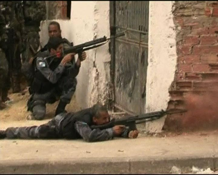 新聞智庫:黑幫控制貧民窟當局束手無策