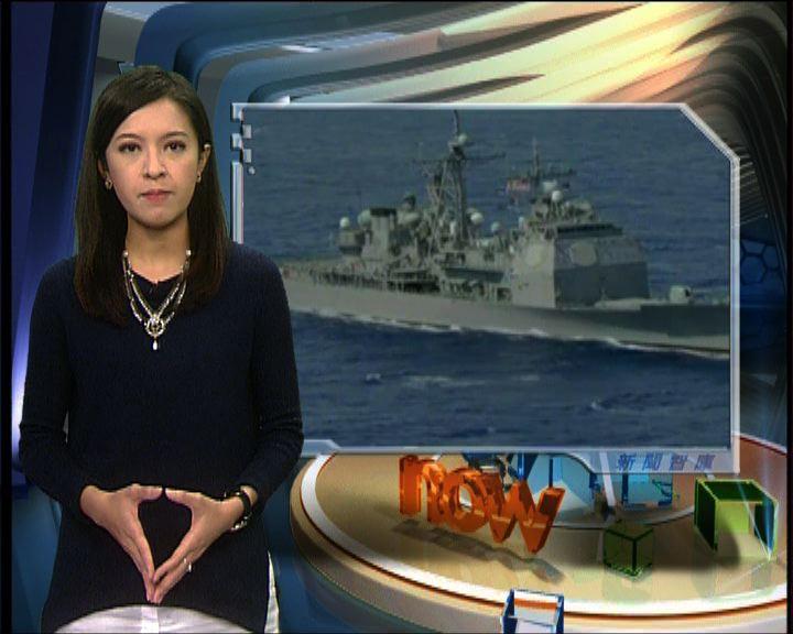 新聞智庫:美海軍重返亞太