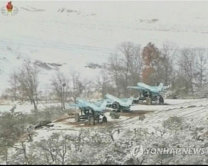 北韓首次公開成功研發無人機