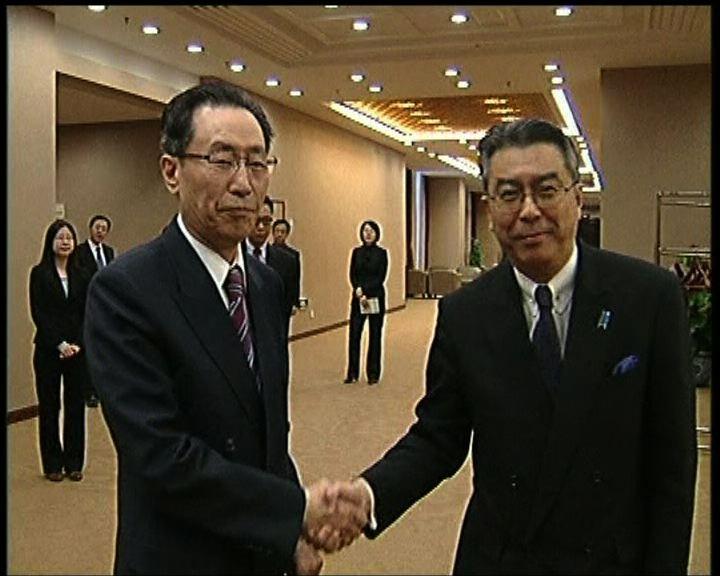 日本高官下周訪華爭取制裁北韓