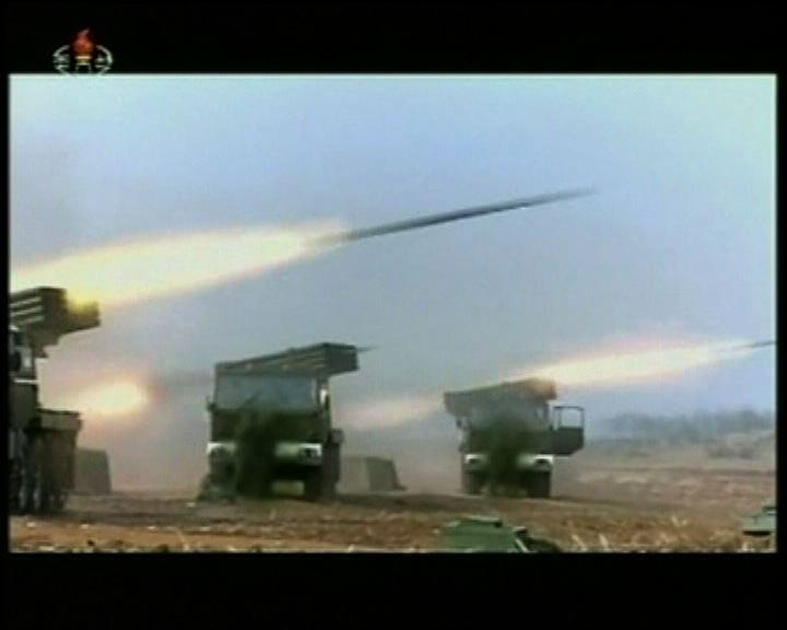北韓設海空禁區或為軍演作準備