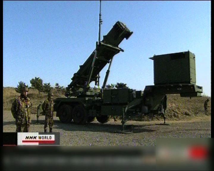 日本不公布摧毀令免刺激北韓