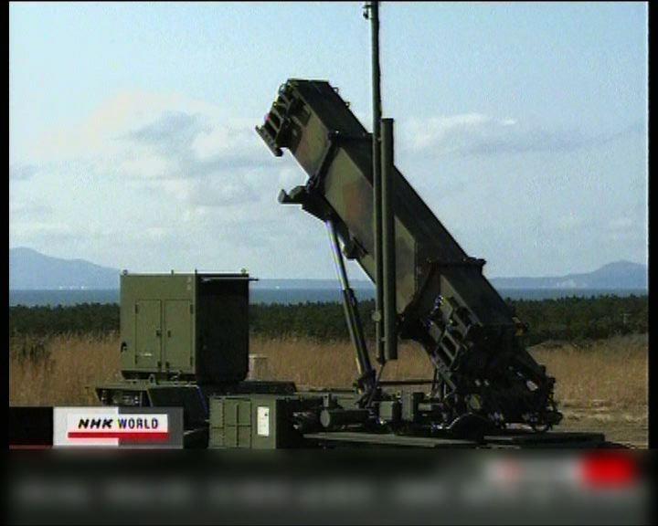 朝鮮半島局勢緊張美軍推遲試射洲際導彈