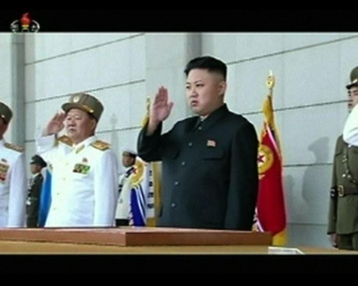 北韓向美國提出會談要求