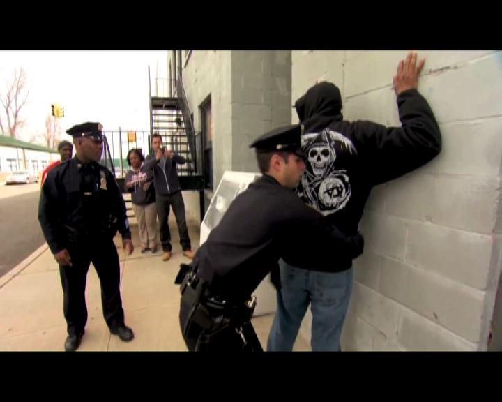 紐約市警察攔截盤查被裁定違憲
