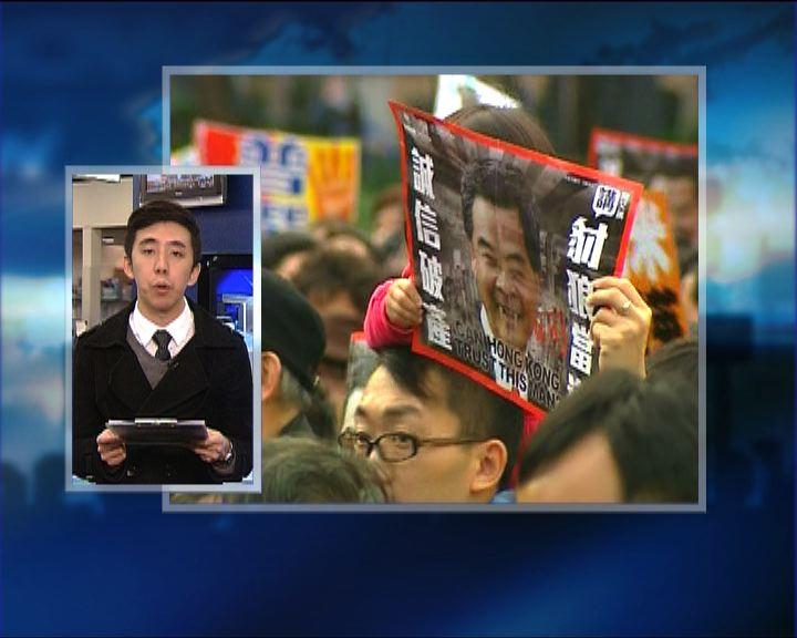 政情:兩名前政務司司長齊發聲