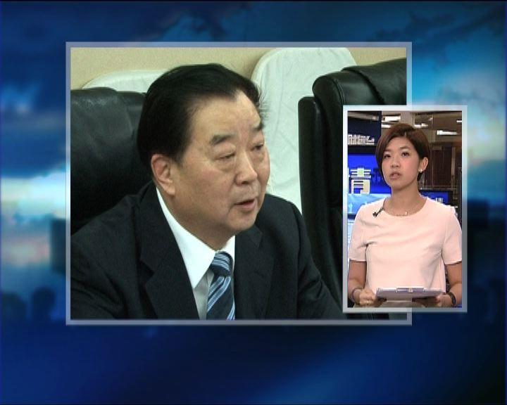 政情:喬曉陽退休新護法上位