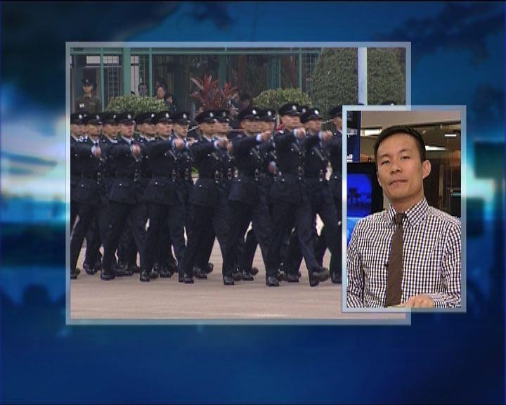 政情:警隊工會蘊釀不確認加薪指標