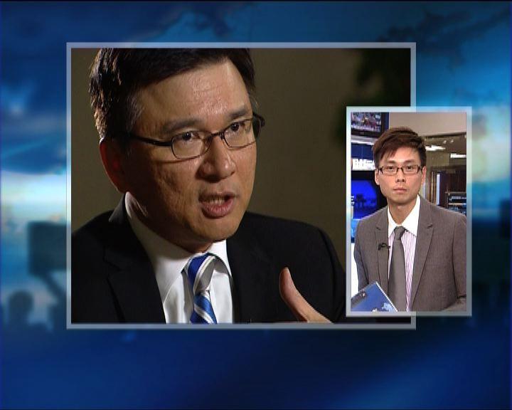 政情:陳家強不希望每年預算案都拉布