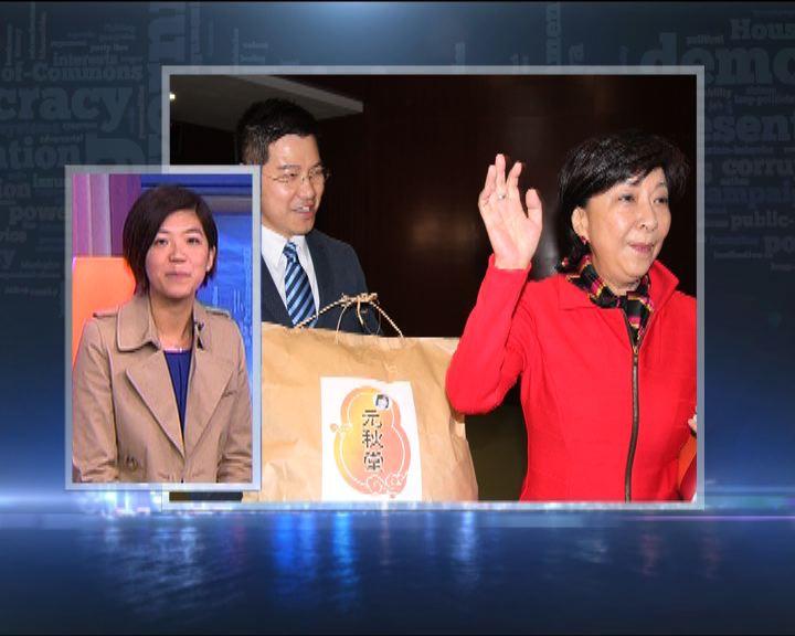 政情:立法會「煙后」9次追問范國威