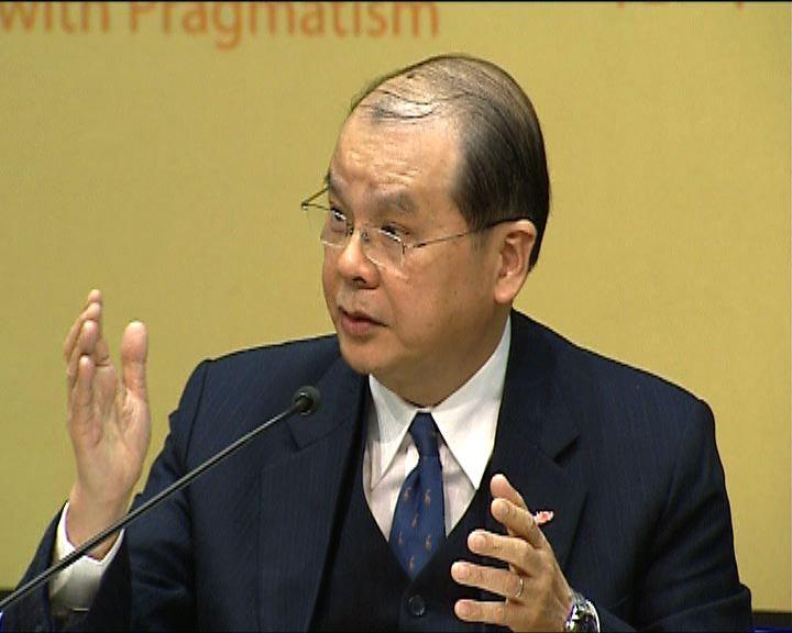 張建宗:三月底組成標準工時專責委員會